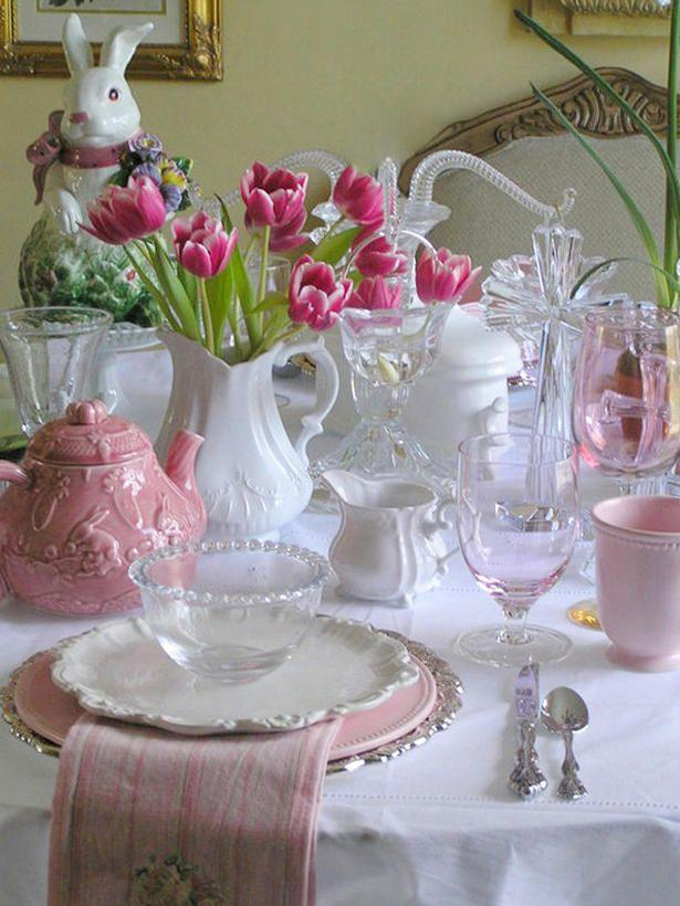 زفاف - TableScapes...Table Settings