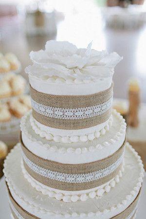 Wedding - Burlap Weddings