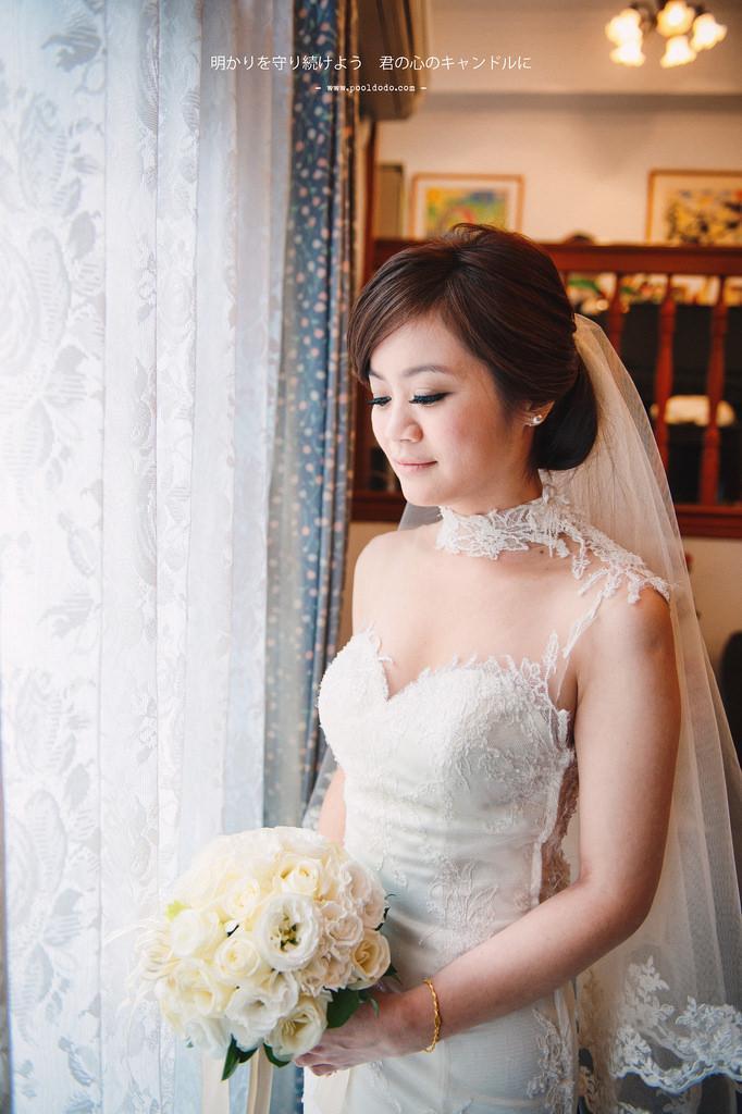 Wedding - [Wedding] Bride Portrait
