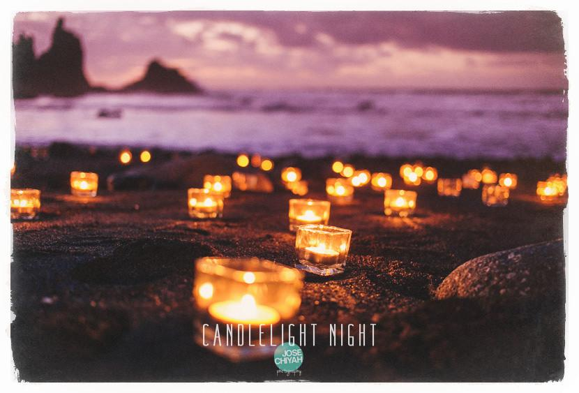 Hochzeit - Candlelight-Night