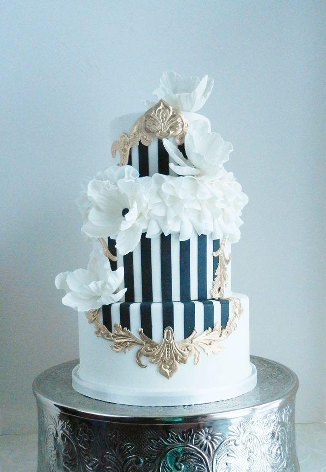 Stripes Wedding Black White Stripes 2007334 Weddbook