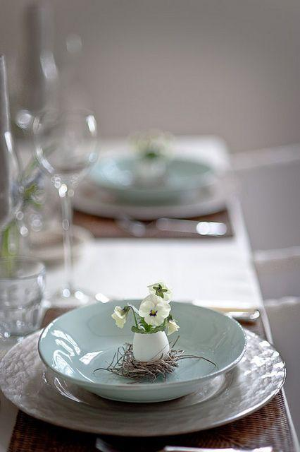 Свадьба - TableScapes...Table Settings