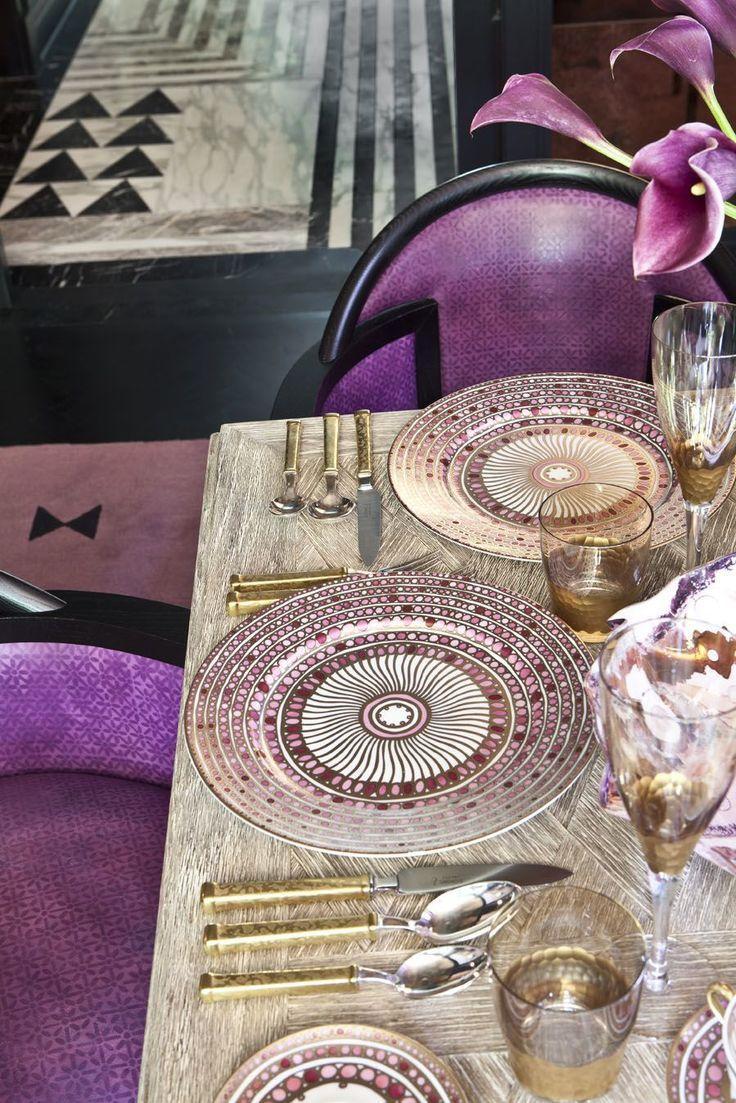 زفاف - TableScapes...Table Settings