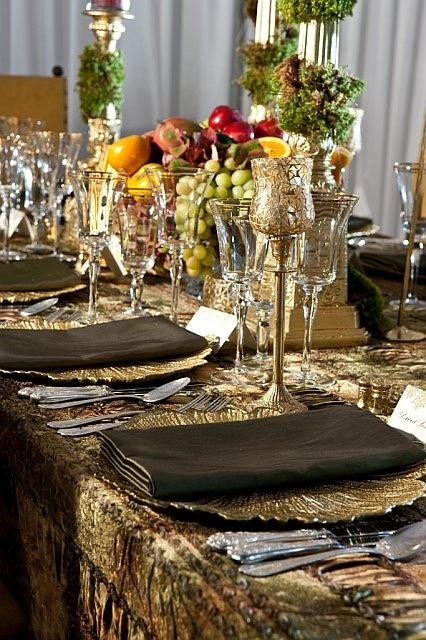 Boda - TableScapes...Table Settings