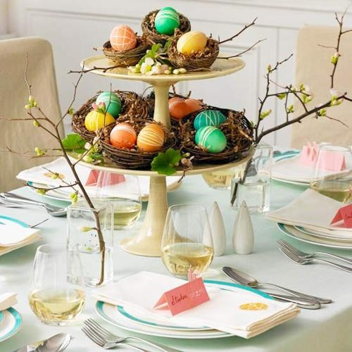 Wedding - Easter Table Setting