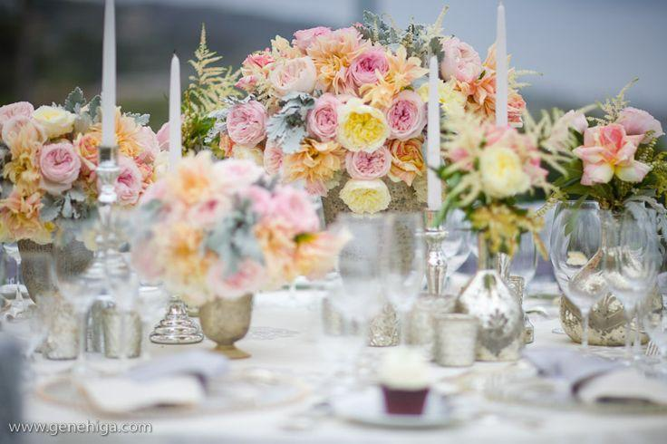 Mariage - Centerpieces & Table Decor