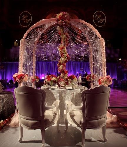Hochzeit - Wedding Decor Reception