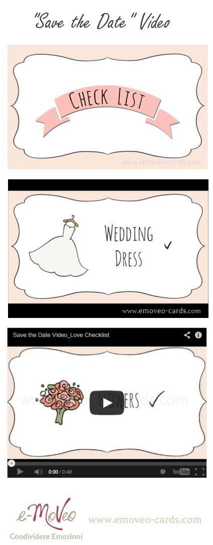 Save The Date Wedding Video Hochzeitsvideo Video Matrimonio – Wedding Save the Date Video