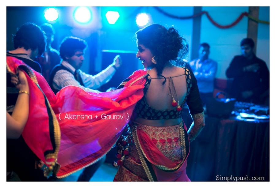 Wedding - Akansha's Sangeet Function