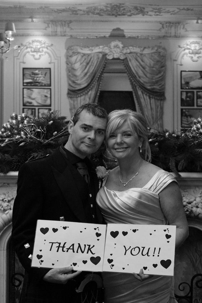 Wedding - Wedding Photography Close House Mansion - Northumberland