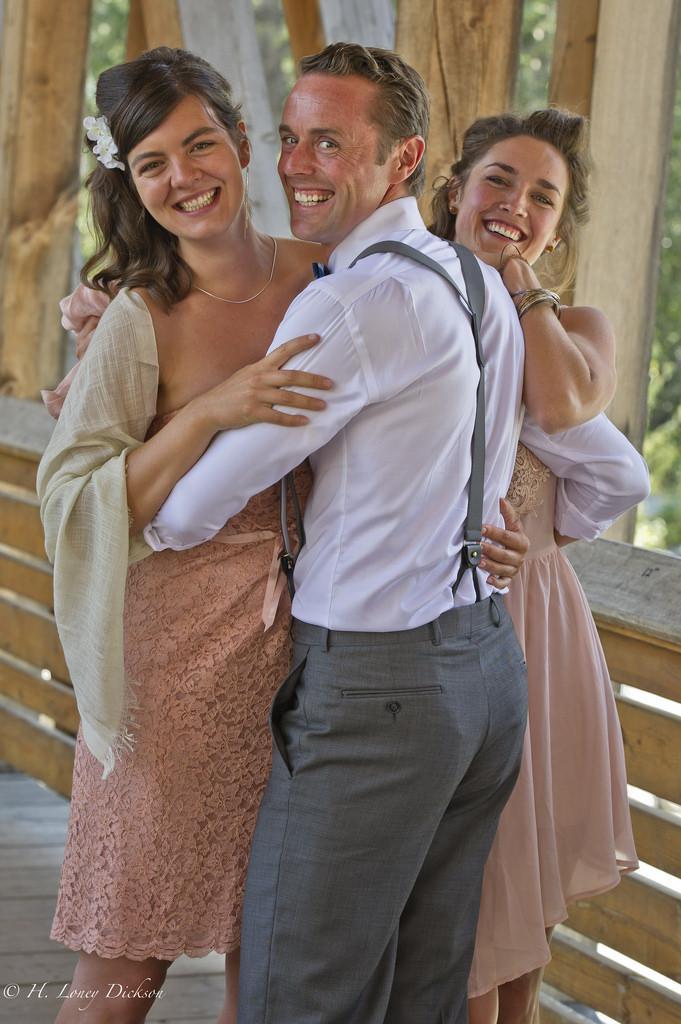 Wedding - The Bridge-8551