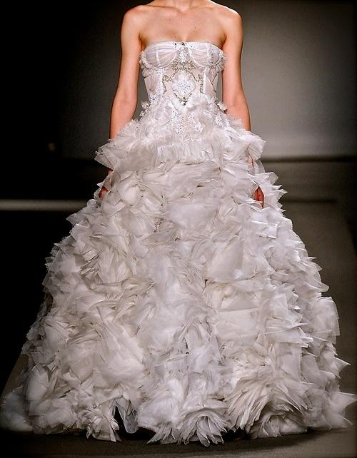 Mariage - { Here Comes The Bride }