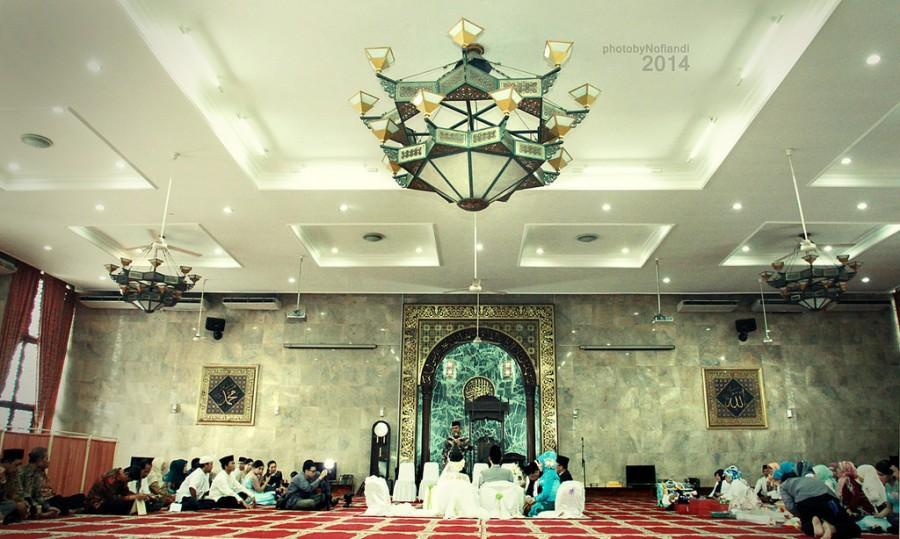 Свадьба - Akad Nikah At Sunda Kelapa Mosque