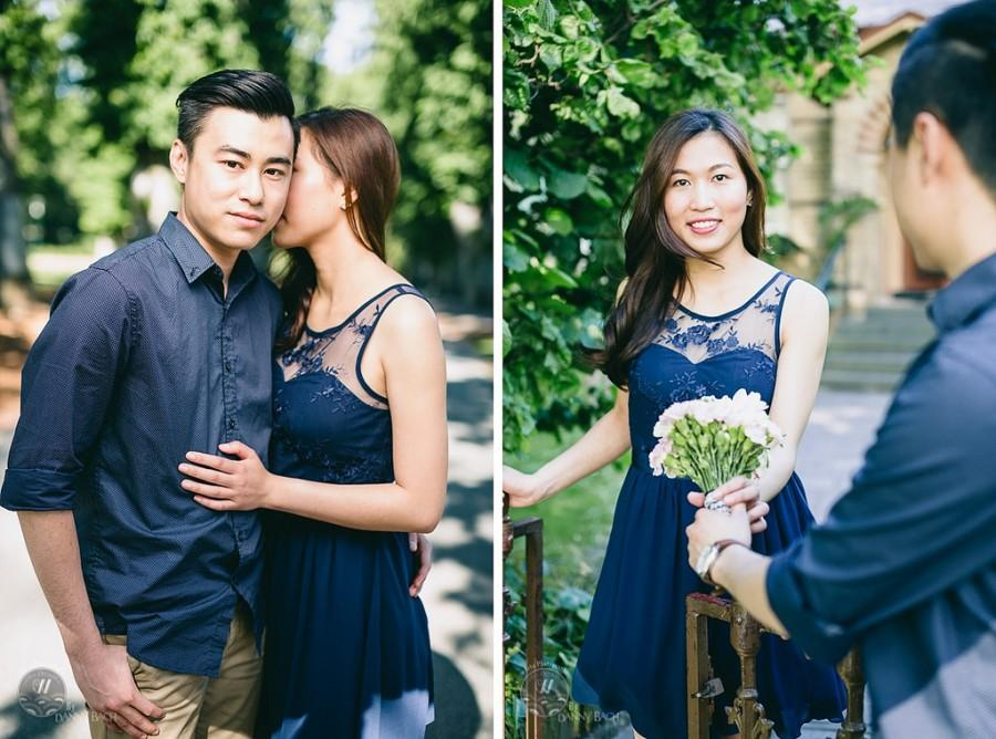 Свадьба - Trish And Lam Prewedding Photos In Melbourne