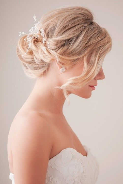 Hochzeit Frisuren Wedding Hair Ideas 2015072 Weddbook