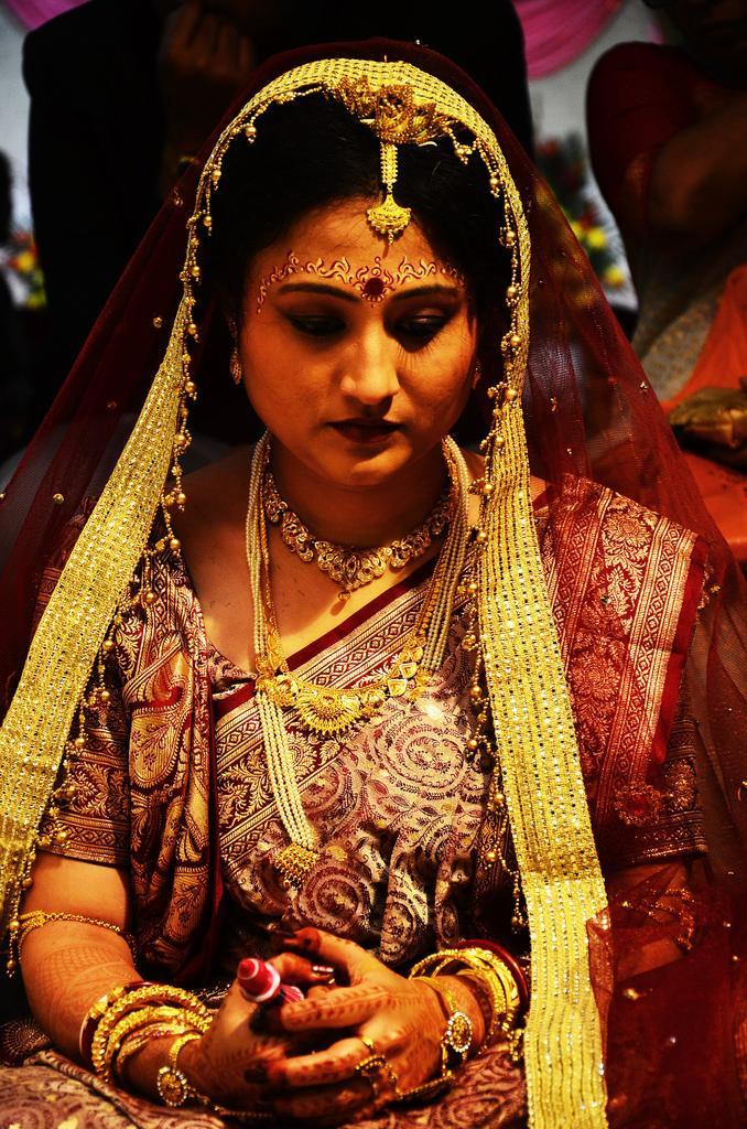 Wedding - A Bridal Portrait