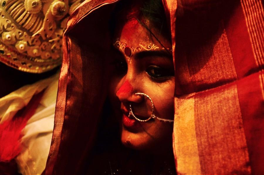 Свадьба - Bengali Bride - A Portrait