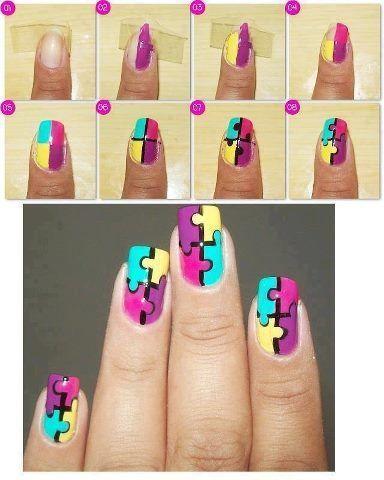 Свадьба - Beauty - Nails