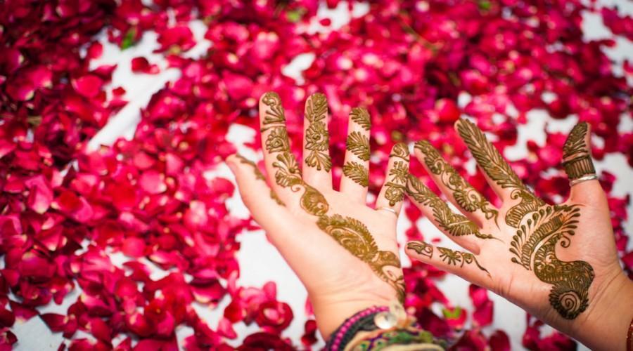 Hochzeit - Swirls Of Henna