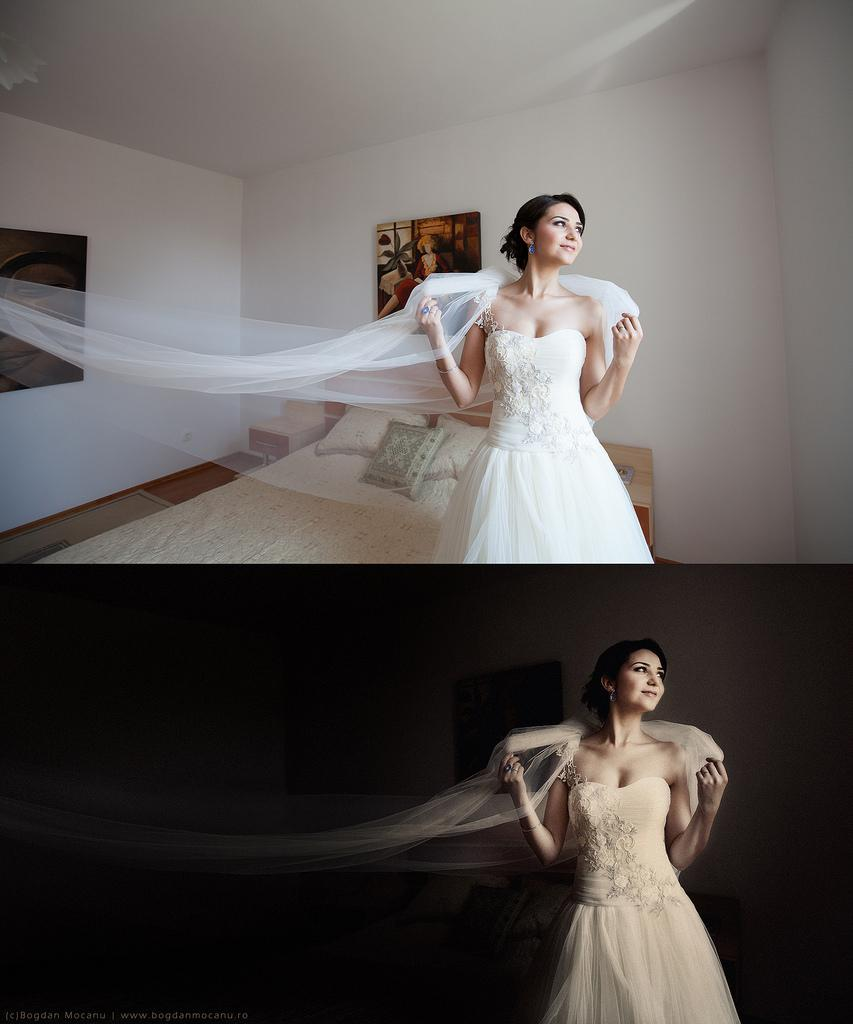Mariage - Before&after