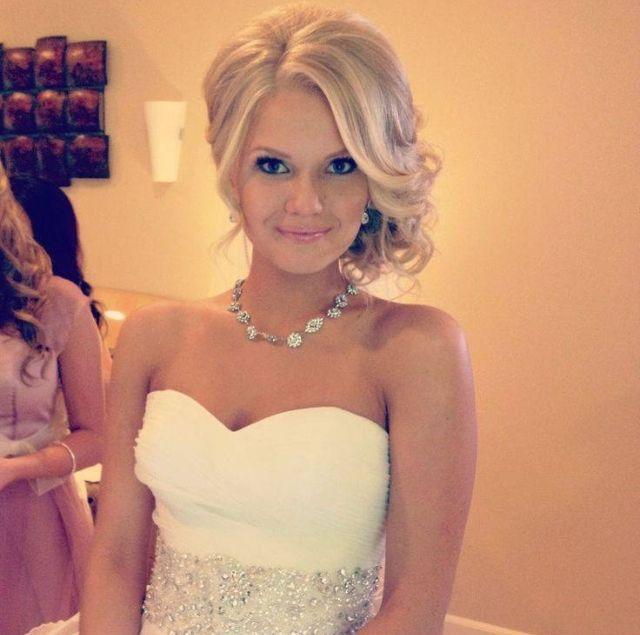 Свадьба - Bridal Hair