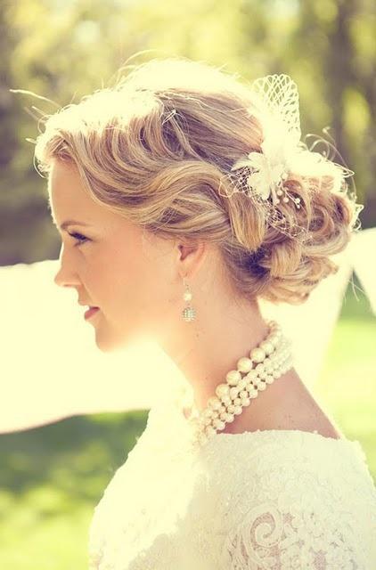 زفاف - Bridal Hair