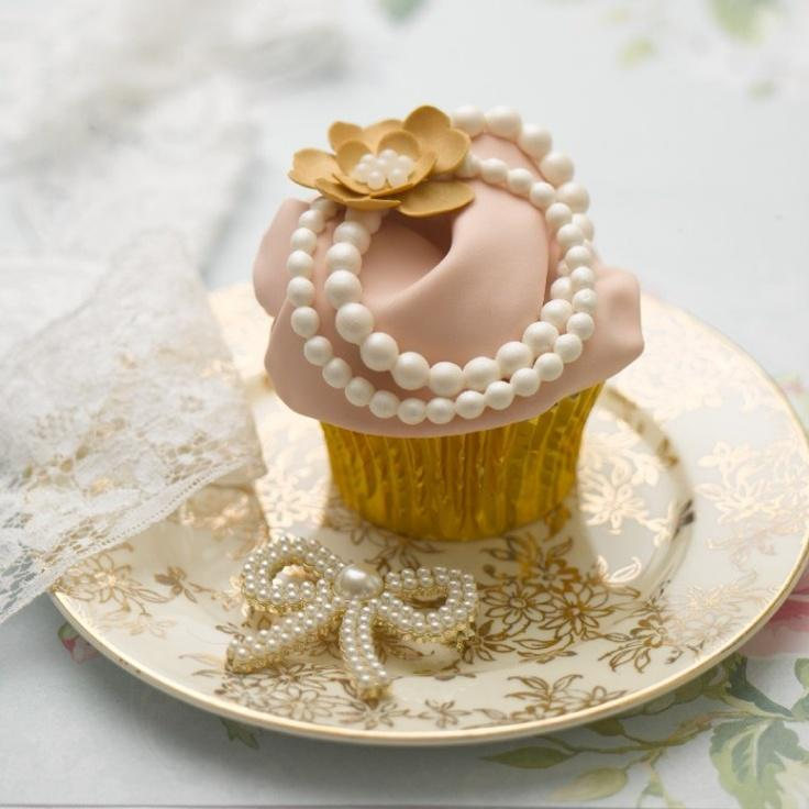 Bridal Showers In Pink And Gold