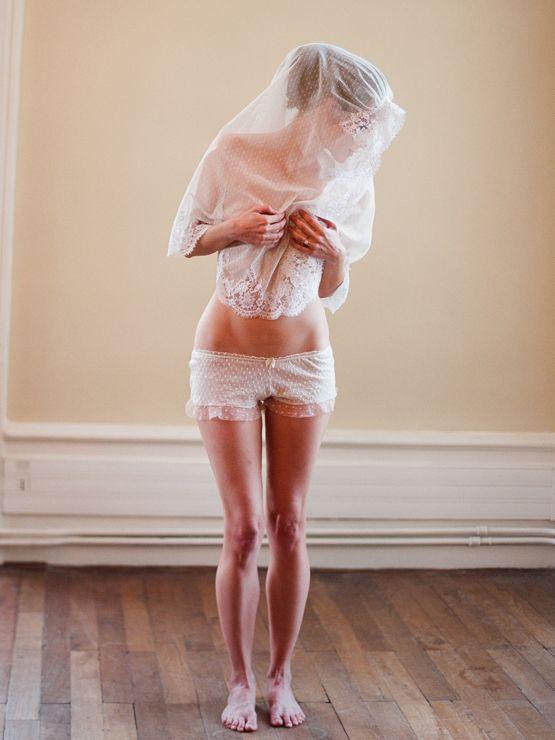 Hochzeit - Wedding Lingerie