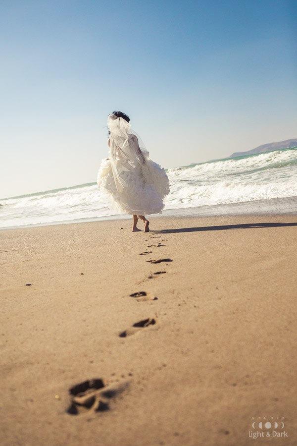 Свадьба - Steps On A Beach