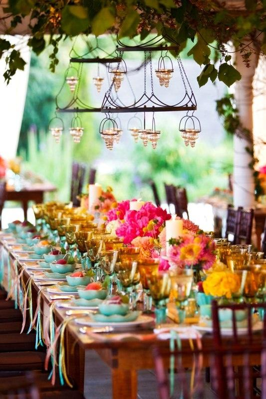 Hochzeit - Festas - Party Decor