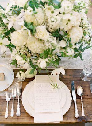 Wedding - Centerpieces & Table Decor