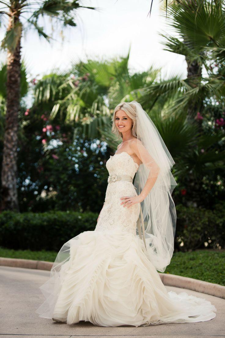 Wedding - Lazaro Gown