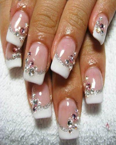 Wedding nail designs nail art gallery 2026100 weddbook nail art gallery prinsesfo Images
