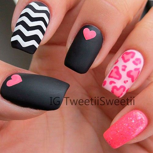 Beauty - Nails - Valentine's Day - Beauty - Nails #2026106 - Weddbook