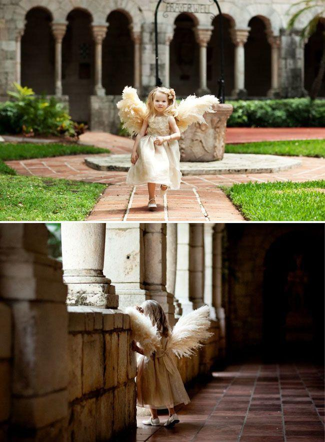 Mariage - Flower Angel! So So Sweet