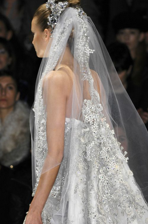 Свадьба - Elie Saab