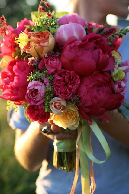 Hochzeit - Floret Flower Farm: Peony Paradise