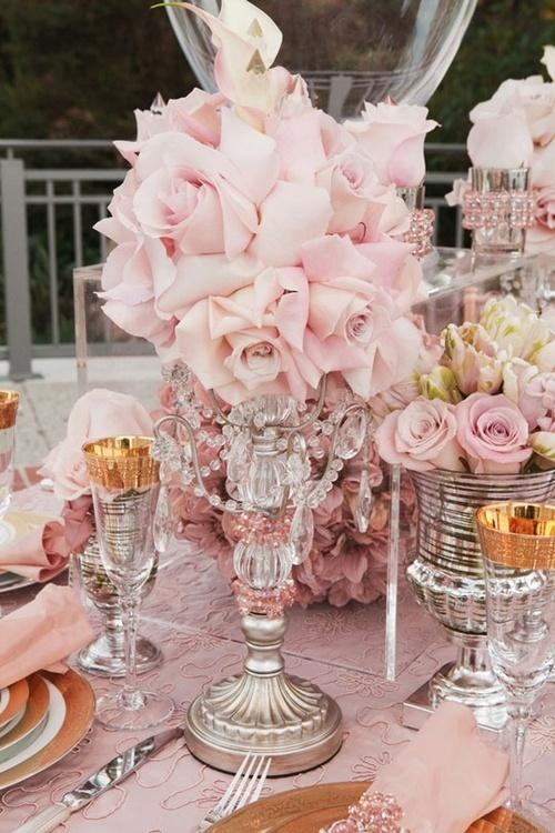 Свадьба - Table Setting