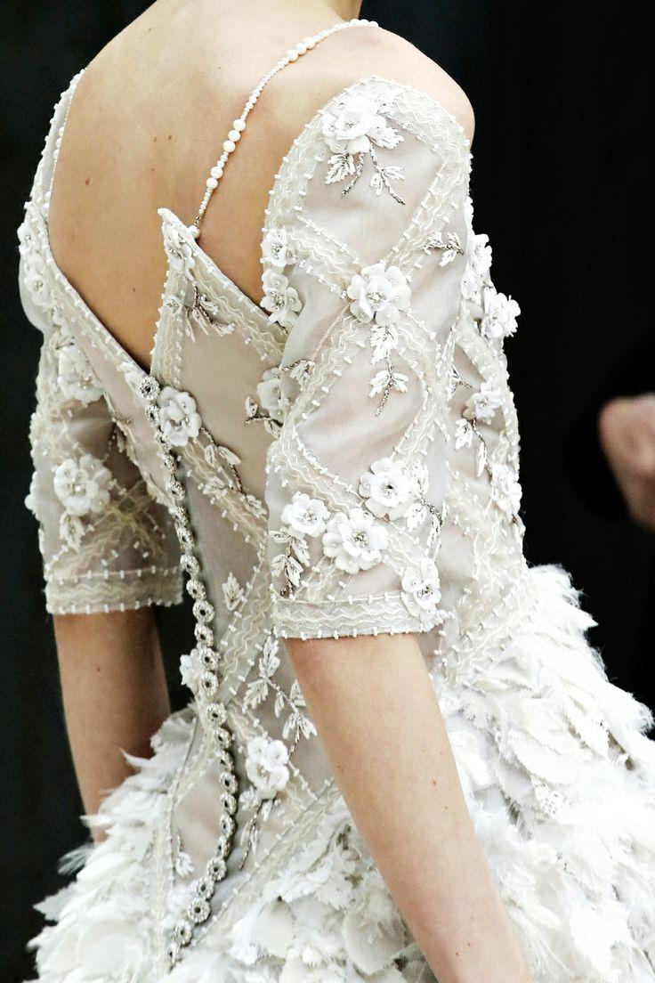 زفاف - Chanel Haute Couture Spring/Summer 2013