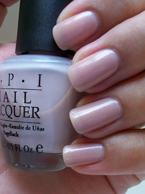 Wedding - Opi Mod Hatter. Bridal Nail Polish