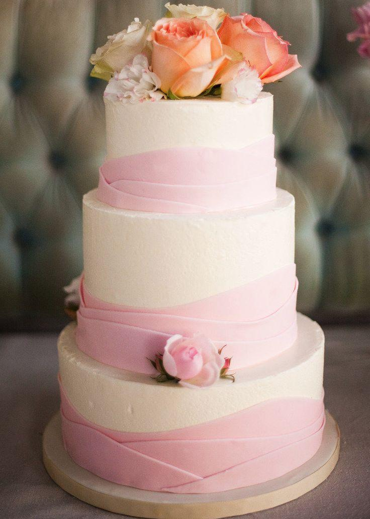 Wedding - Chic And Oh So Sweet Wedding Cake