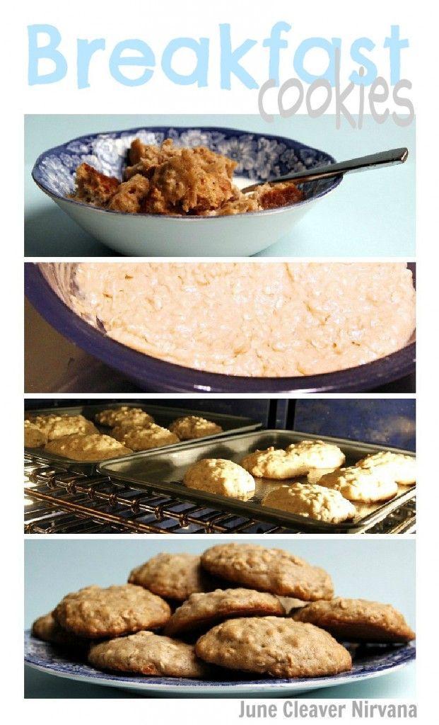 زفاف - Breakfast Cookies - Yep