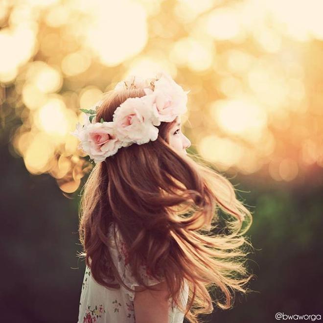 Wedding - flower crown