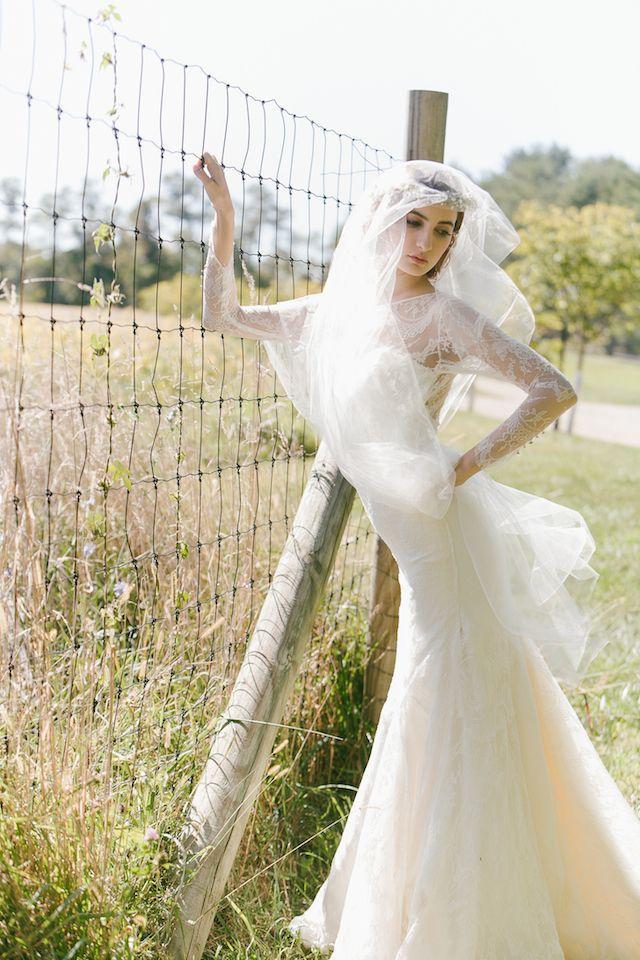 The Subtly Seductive Estelle Wedding Dress #2028792 - Weddbook