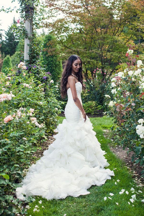 Wedding Nail Designs - Exquisite Gown! #2028794 - Weddbook