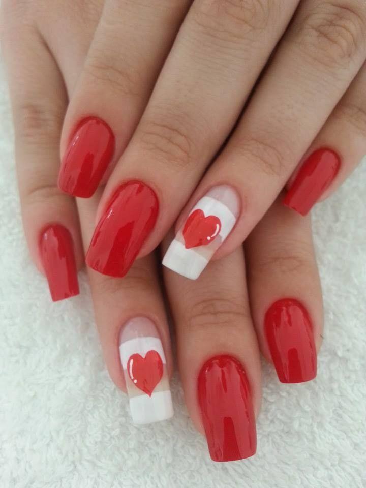 Nail - Valentine S Art #2028901 - Weddbook