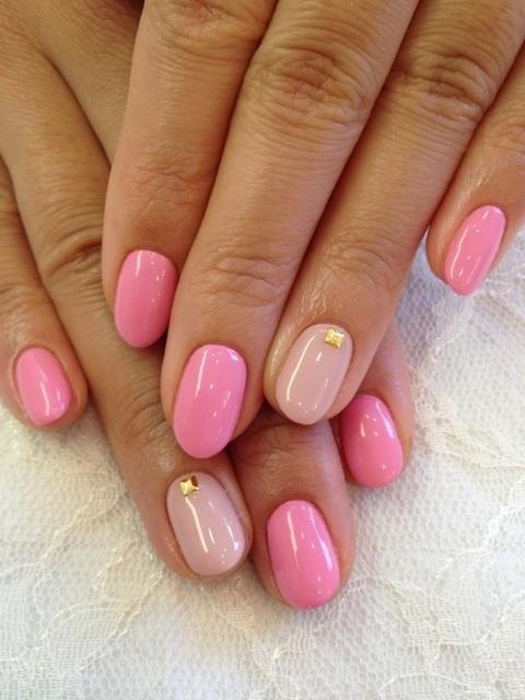 Свадьба - Pink Nails