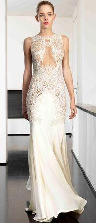 Mariage - Dany Atrache Couture Spring-Summer 2014