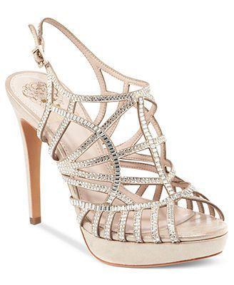 6ee11169825c Vince Camuto Janene Platform Evening Sandals  2029048 - Weddbook