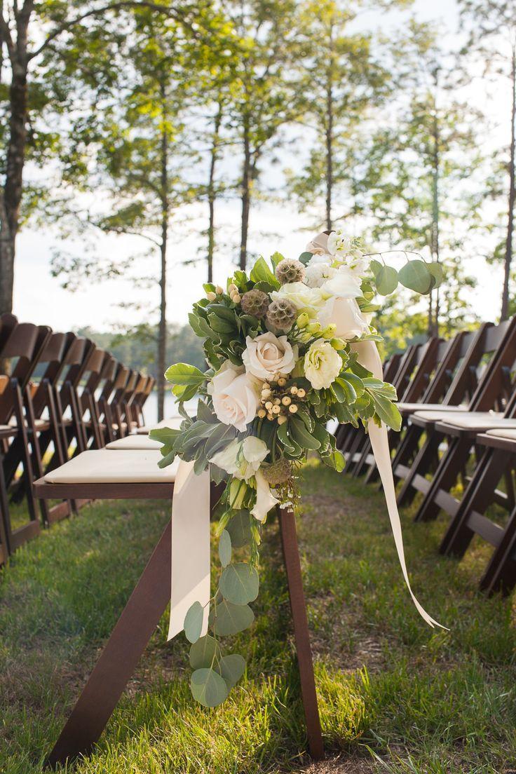 Hochzeit - Chair Decor